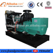 Open Type 104KW Volvo Diesel Generator Hot Sale