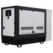 11kw 14kVA Soundproof Diesel Engine Generator Sets with Perkins Engine