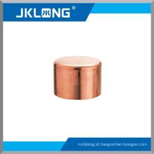 J9003 Acessórios de cobre da tubulação da tampa do tampão de cobre de China