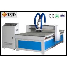 Máquina do router do CNC do Woodworking para o corte da gravura