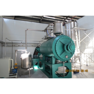 Vacuum Harrow Dryer for irritative effect Materials