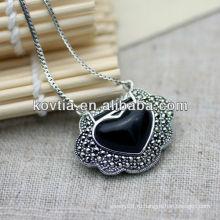 Оптовая 925 тайских серебряных украшений ожерелье для мальчика