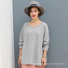 El suéter con mejores ventas del cachemira del jersey de las mujeres del producto con la mejor calidad