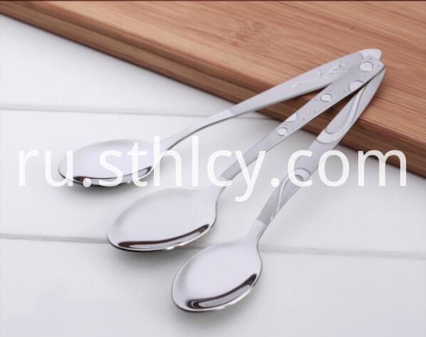 Formal Dinner Dessert Spoon