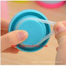 Anillo o modificado para requisitos particulares de la goma de silicona de la categoría alimenticia