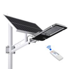 Ip65 motion sensor led solar street light
