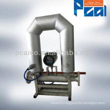 Coriolis air mass flow meter