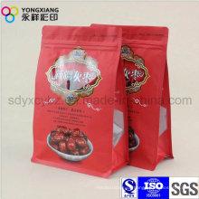 Dimensional Food Plastik Verpackungsbeutel