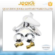 Modern fashion hot and cold water shower faucet set