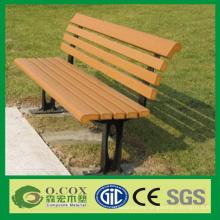 Ocox Wood Plastic Composite / WPC Banco de parque