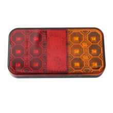 Waterproof led truck tail lights