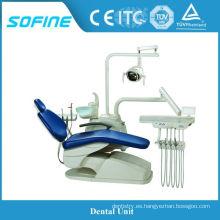 China fabricantes Unidad de silla de equipo dental