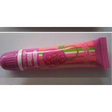 Tubo de empaquetado cosmético para brillo de labios contenedores