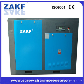 Lubricant air cooling 20hp electric screw compressor industrial gas on sale