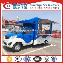 2016 venta caliente FOTON barato mini camión de alimentos para la venta