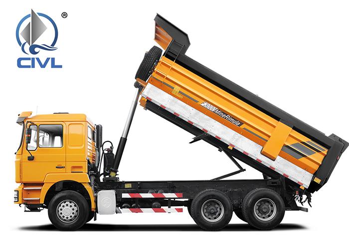 Shacman F3000 6x4 Dump Truck Euro 06