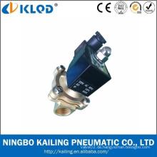 2/2 Weg 1/2 Zoll AC220V 60HZ 2W160-15 Wasser-Magnetventil