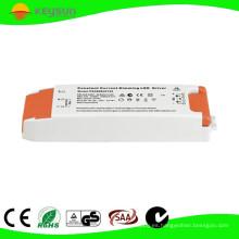 3 años de garantía corriente constante 50v cc fuente de alimentación LED EMC