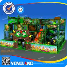 Aire de jeux intérieure professionnelle pour enfants Play