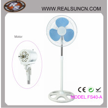 Electric Stand Fan-Speed on The Motor