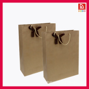 Custom Craft Paper Bag with String (DH-012)