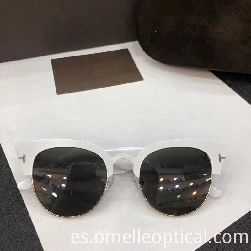 Round Sunglasses For Womens