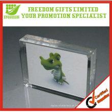 Quadro de foto de cubo de vidro de qualidade superior