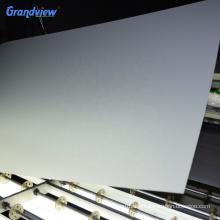 polystyrene diffuser Sheet for smd led lamp lighting diffuser panel