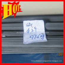Gr 1 Titanium Straight Wire with Best Price