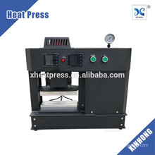 Double side heating plates eletric heat rosin press machine, no need air compressor
