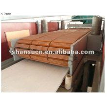 High-quality PE/PP Wood-plastic profile extruding machine