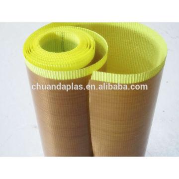 Fita de tecido de vidro PTFE Fita de vedação térmica