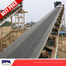 Usine directe fournisseur petite ceinture de transport en caoutchouc minière avec des prix bas