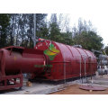8T/9T/10T Capacity Recycled Plastic Machine Without Emission And Flue Gas