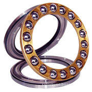 Thrust Ball Bearings with All Series for Automotive Steering, Fluid Control Valve and Machine Table