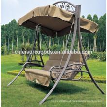 Cadeira de balanço de jardim de luxo resistente