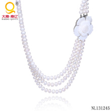 Bijoux à la perle 2014 Bijoux traditionnels fantaisie