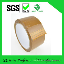 6 Rolls Pack BOPP Brown Packaging Tape with 45mm Width