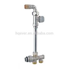 Ф латунный кран радиаторный термостатический контроль паровой клапан