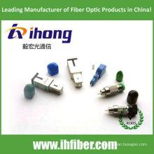 Alta atenuación atenuador de fibra óptica de precisión SC LC ST FC