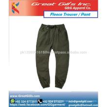 fashion wear for men fleece trouser / gym wear sports wear pants joggers