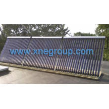 High Pressure Solar Collector for Water Heating System