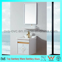 Modern Aluminium Bathroom Wall Mounted Drawer Cabinet