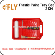 Set of paint Brush and roller brush