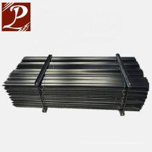 removable metal fencing 1.9kgs per meter Y fence posts sale