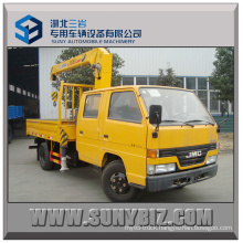 1t 2t 3.2t Jmc 4X2 Truck Mounted Crane