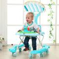 New Baby Walker infantil com 8 rodas de PU para venda
