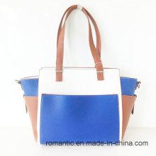 Stylish Leisure Fancy Frauen PU Leder Handtaschen (NMDK-060101)