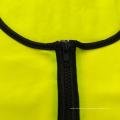 Chaleco reflectante de seguridad de dos tonos con cinta reflectante EN20471