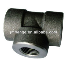 Tissu fileté en acier inoxydable / raccordement de tuyaux